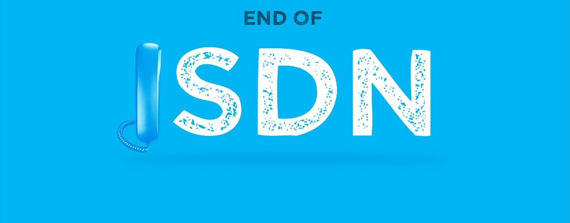 Finished With ISDN ?